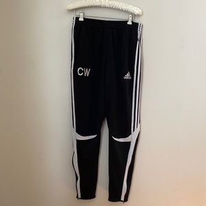 Adidas Clima365 Pants Medium Embroidered CW Soccer